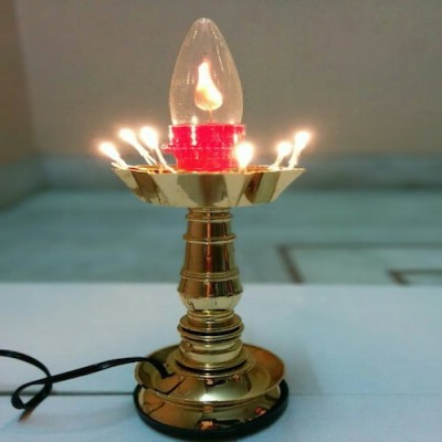 A To Z Traders Plastic Table Diya