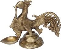 Aakrati Religious Brass Table Diya(Height: 6.5 inch)