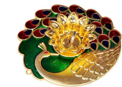 Mango Leaf Arts & Crafts Enterprises Plastic Table Diya