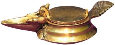 Imli Street BRASS025 Brass Table Diya