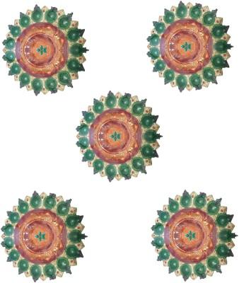 Newgenn India Pottery Table Diya Set