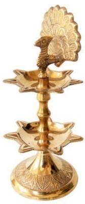 Inspiration World Brass Table Diya