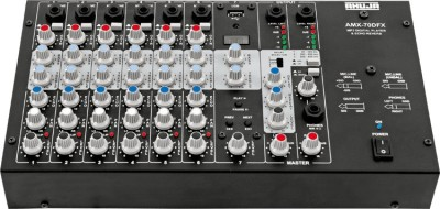 Ahuja AMX-70DFX Wired DJ Controller