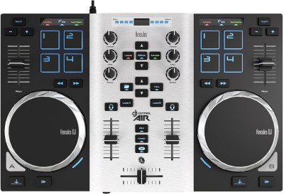 Hercules Air S Series Wired DJ Controlle...
