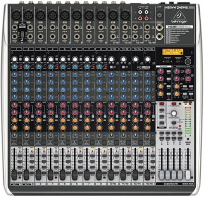 Behringer Xenyx Qx2442 Wired DJ Controller