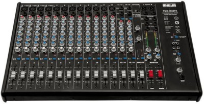 Ahuja PMX-1632FX Wired DJ Controller