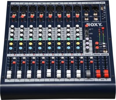 Roxy RMX-802U Wired DJ Controller