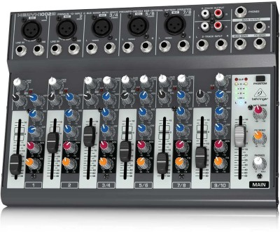 Behringer Xenyx 1002b Wired DJ Controller