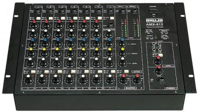 Ahuja AMX-812 Wired DJ Controller
