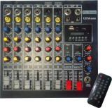 Improvhome 6 Channel Stereo Mixing Conso...