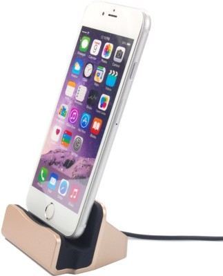Armac Charge & Sync Dock Stand Station For Apple Dock(Gold)