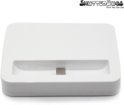 Shutterbugs SB-101 Dock Charger for Apple smartphones(8 pins) Dock(White)