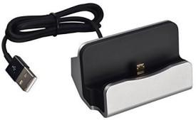 Shrih Micro USB Charging Syncing Docking Station Dock(Multicolor)