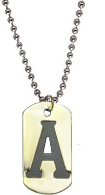 Men Style Alphabet letter