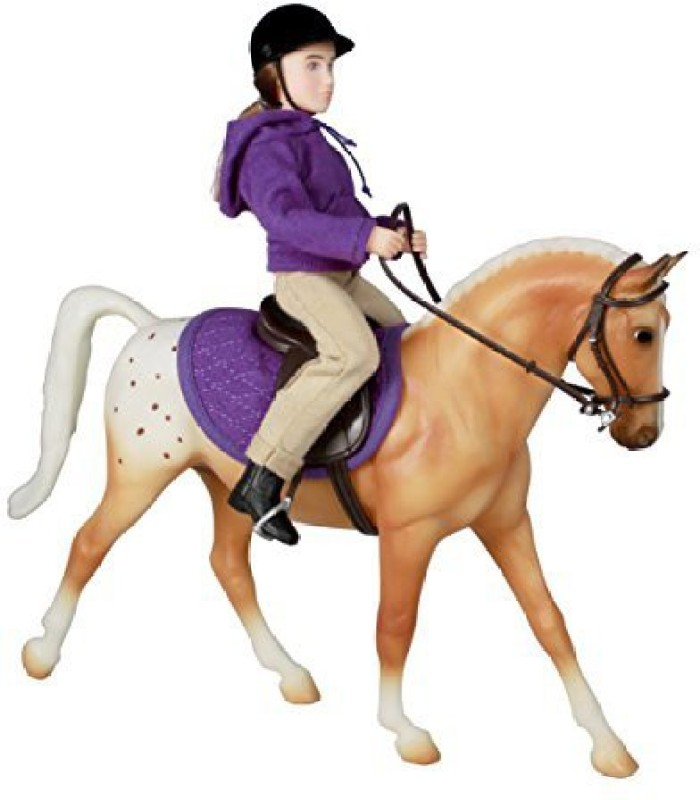 Breyer English Horse And Rider(Multicolor)