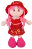Baby World Non Toxic Washable Doll (Red)