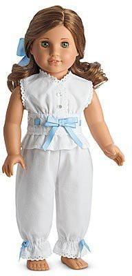 American Girl Rebecca Rebecca,S Pajamas For(Silver)