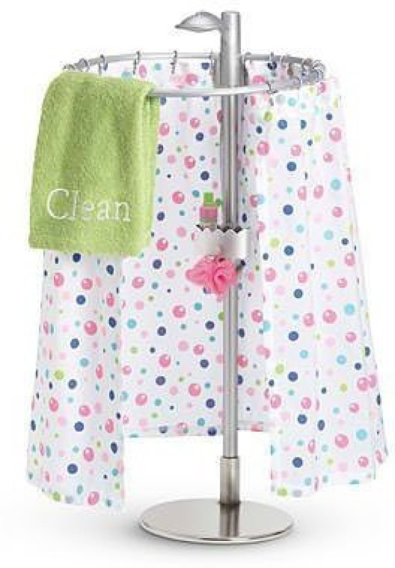American Girl Myag Fresh & Clean Shower For(Multicolor)