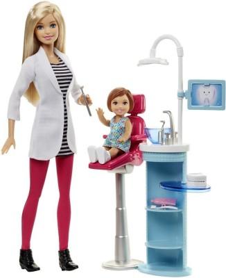 Barbie Dentis Doll DHB64(Multicolor)