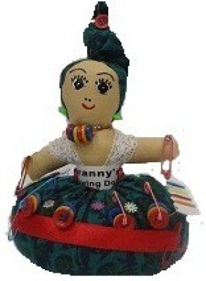 malvika exclusive Granny,s Sewing Doll