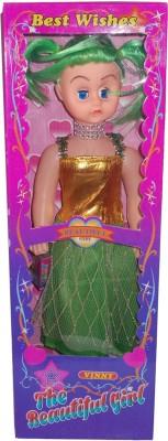 Giffi Beautiful Girl Green
