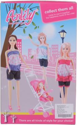 Starmark Starmark Anlily Baby Doll