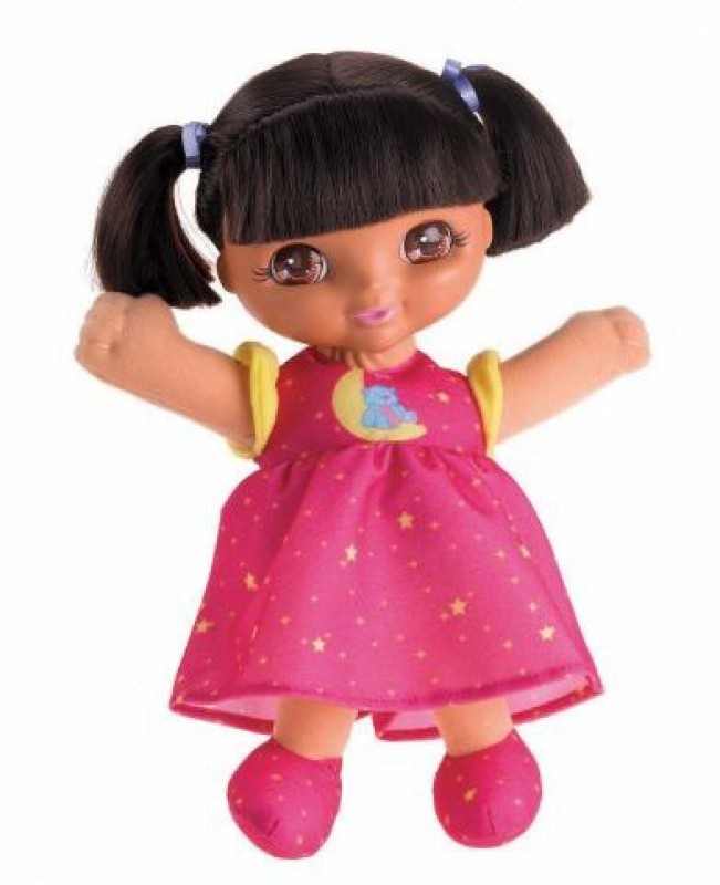 Dora the Explorer Fisherprice Sweet Dreams Dora(Pink)