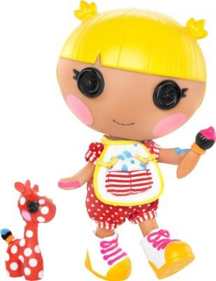Lalaloopsy Littles Doll Asst - Scribbles Splash