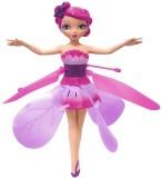 Dream Deals Flying Fairy Doll Inbuilt Ba...