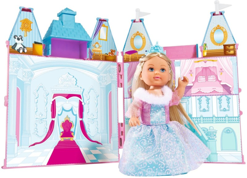 Simba Evi Love Princess Castle(Multicolor)