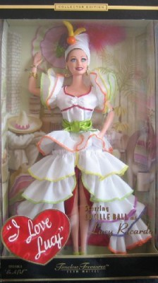 Mattel I Love Lucy