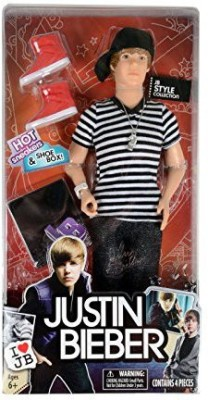 Crojack Justin Bieber Jb Style Collection With Black Outfit
