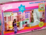 Barbie Bath & Bubbles House with Working...
