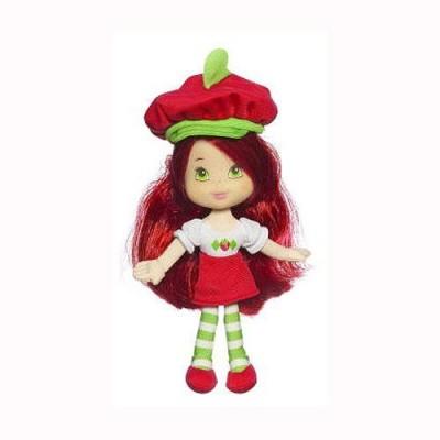 Strawberry Shortcake Dolls - Mini Soft Strawberry Shortcake Doll