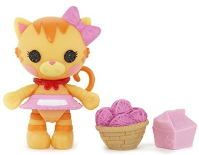 Lalaloopsy Mini Pet Pals Doll- Purrty Kitten Paws