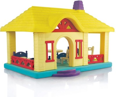 OK Play Doll House Model 1