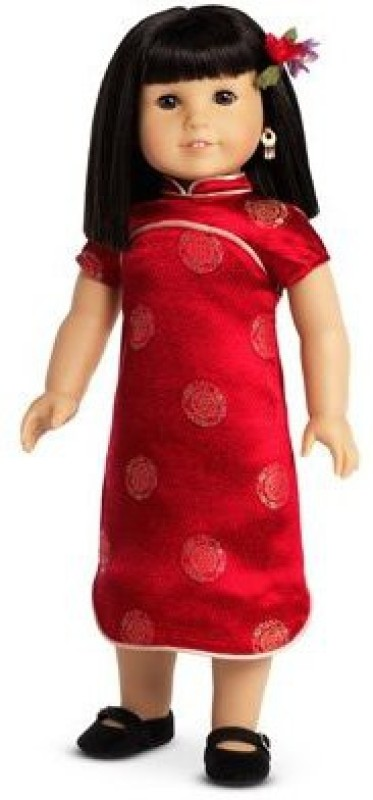 American Girl Ivy Ivy'S New Year Outfit For 18