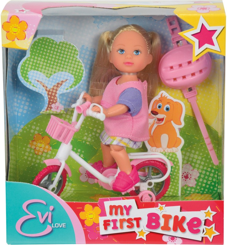 Simba Evi Love My First Bike(Pink)
