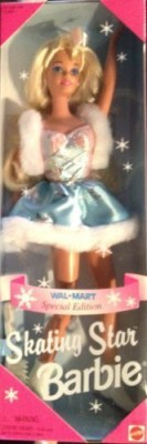 Barbie Skating Star Barbie 1995