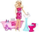 Barbie Glam Bathroom Furniture And Set (...