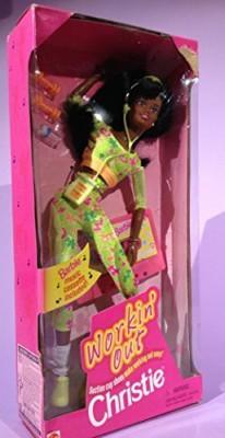 Barbie Workin, Out Christie Aa W Cassette (1996)