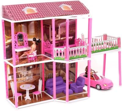 TANEJA ENTERPRISES DOLL HOUSE 134 PCS