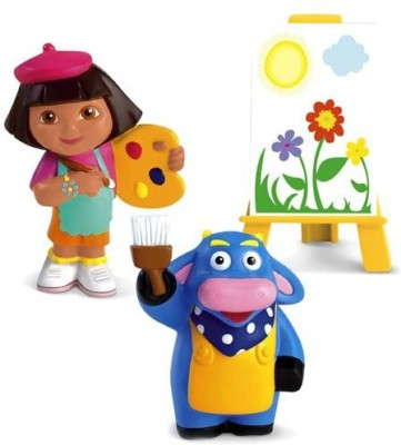 Fisher-Price Dora The Explorerpainter Dora
