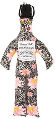 Dammit Dolls Dammit Classic Dammit Fleurs Sauvages Artisiques Zebra(Multicolor)