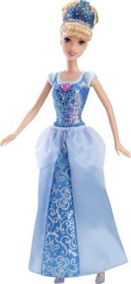 Disney Princess Sparkle Princess Tiana Doll CFB72