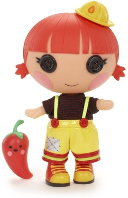 Lalaloopsy Littles Doll Asst - Red Fiery Flame