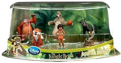 Disney Interactive Studios The Jungle Book Figure Play Set