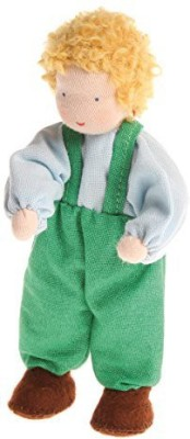 Grimm's Spiel and Holz Design Grimm,S Boy Handcrafted European Waldorfstyle Small