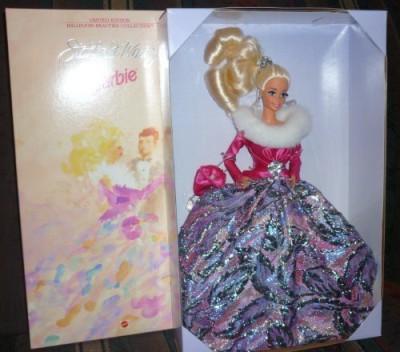 Mattel Starlight Waltz Barbie (Ballroom Beauty Series)(Multicolor)
