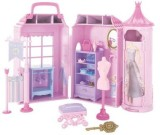 Barbie Mini Kingdom Princess Boutique Pl...